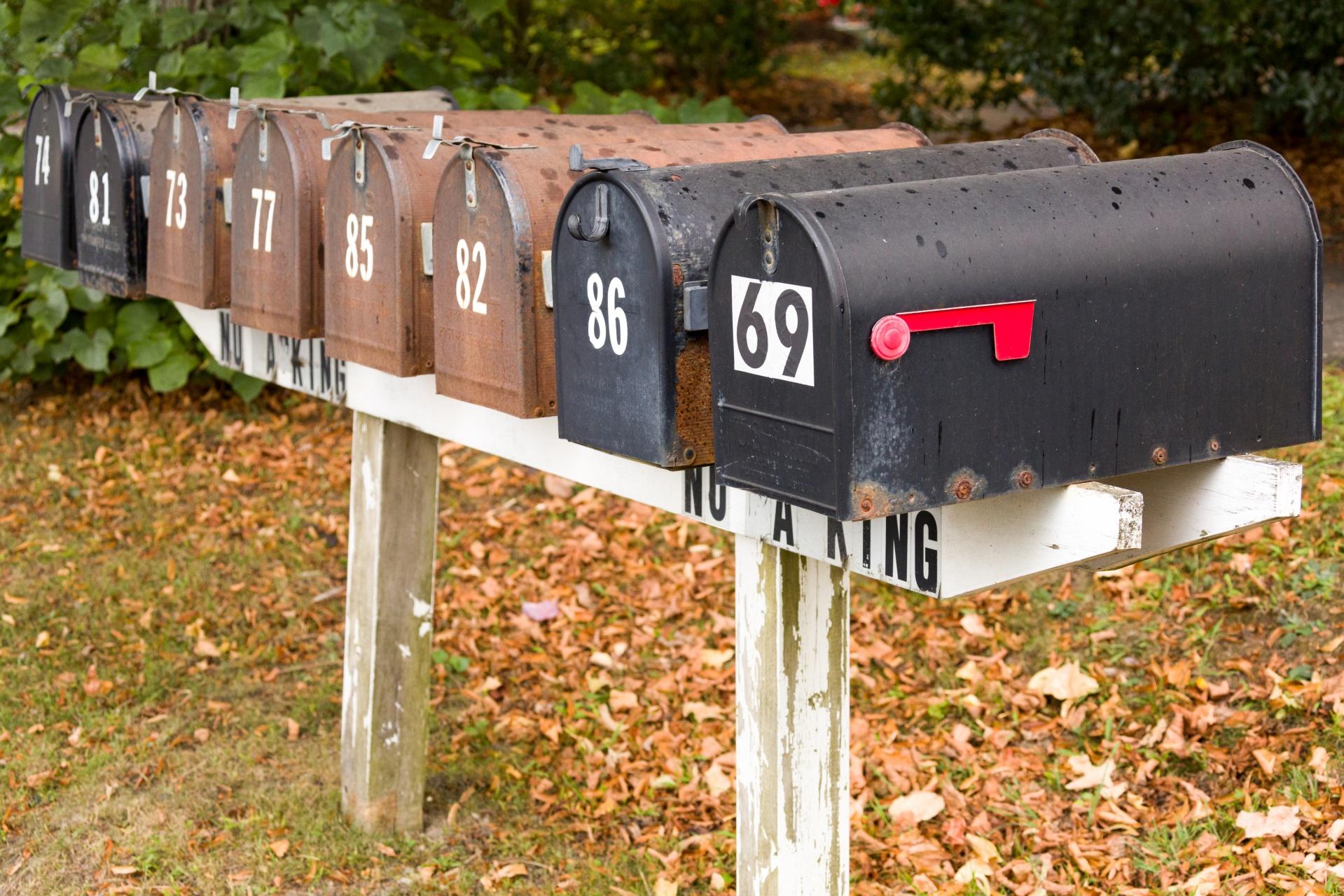 Validité d'un e-mail et de son mot de passe