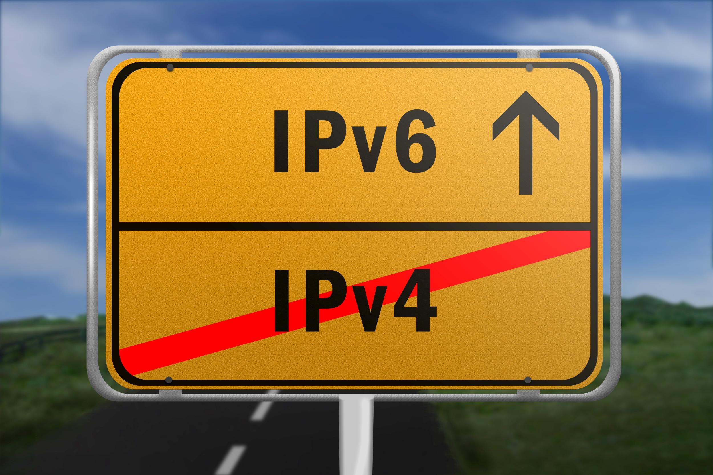 IPv4 et IPv6 avec Salt Fiber